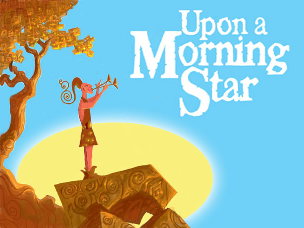 Upon a Morning Star Title Colour Key